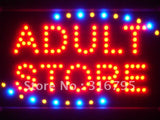 Adult Store Shop Sign WhiteBoard -  - TheLedHeroes