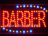 BARBER OPEN LED Business Sign -  - TheLedHeroes