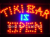 Tiki Bar is OPEN LED Sign -  - TheLedHeroes
