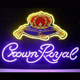 Crown Royal Neon Bulbs Sign 24x20 -  - TheLedHeroes
