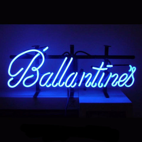 Ballantines Neon Bulbs Sign 19x10 -  - TheLedHeroes