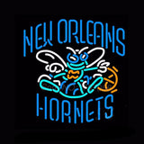 New Orleans Hornets Neon Bulbs Sign 24x24 -  - TheLedHeroes