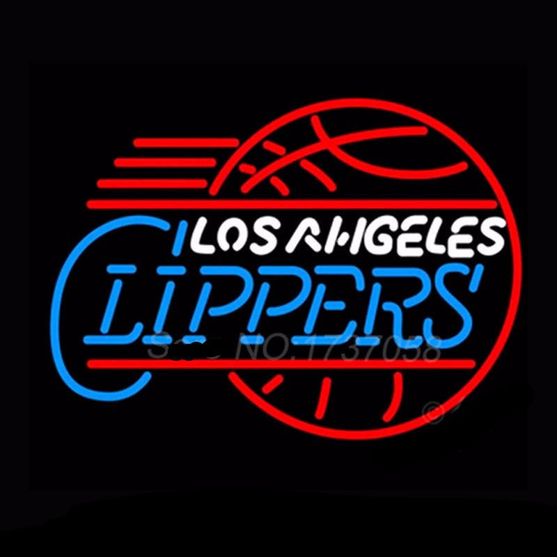 Los Angeles Clippers 31x24 -  - TheLedHeroes