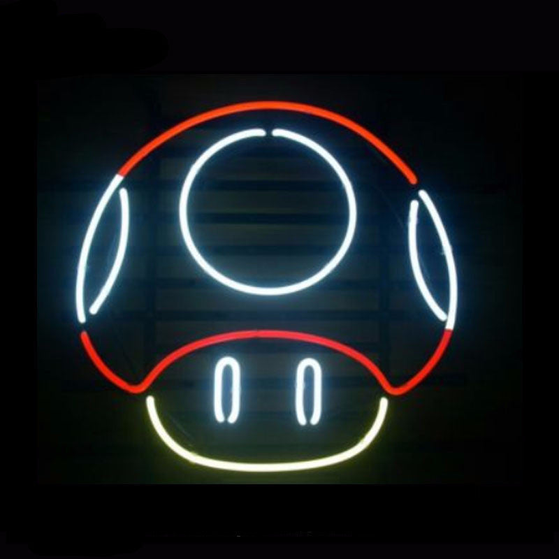 Toad Neon Bulbs Sign 17x14 -  - TheLedHeroes