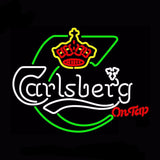 Carlsberg Neon Bulbs Sign 31x24 -  - TheLedHeroes