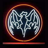 Bacardi Neon Bulbs Sign 18x18