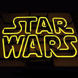 Star Wars Neon Bulbs Sign 19x15 -  - TheLedHeroes
