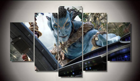 Avatar 5 Pcs Wall Canvas