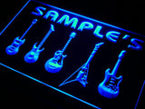 Guitar Hero Weapon Name Personalized Custom LED Sign