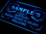 Best Bistro Name Personalized Custom LED Sign