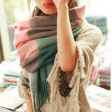Casual Warm Cashmere Scarf -  - TheLedHeroes