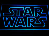Star Wars LED Sign - Blue - TheLedHeroes