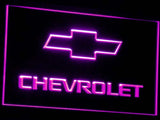 CHEVROLET LED Sign - Purple - TheLedHeroes