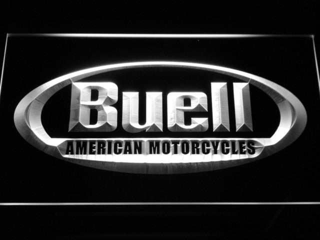 Buell LED Sign - White - TheLedHeroes