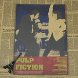 Vintage Pulp Fiction Wall Decor - Pink - TheLedHeroes