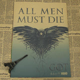 Game of Thrones Wall Decor - Blue - TheLedHeroes