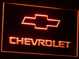 CHEVROLET LED Sign - Orange - TheLedHeroes