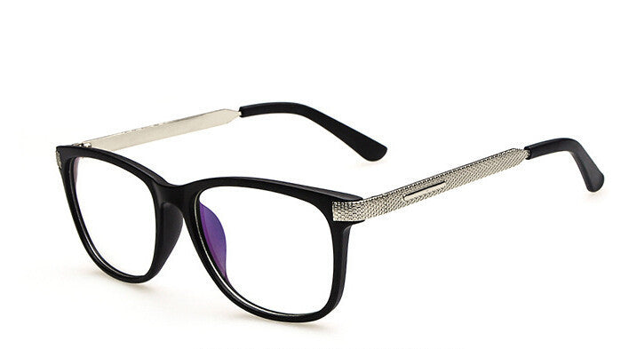 Retro Vintage Optical Reading Glasses - Black Sand - TheLedHeroes