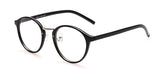 Reading Glasses - bright black - TheLedHeroes