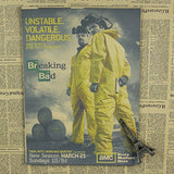 Breaking Bad Wall Poster - Gray - TheLedHeroes