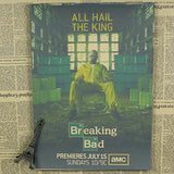 Breaking Bad Wall Poster - Yellow - TheLedHeroes