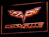 Chevrolet Corvette Racing LED Sign