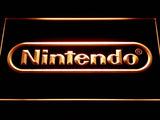 Nintendo LED Sign - Orange - TheLedHeroes