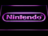 Nintendo LED Sign - Purple - TheLedHeroes