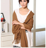 Casual Warm Cashmere Scarf - 13 - TheLedHeroes