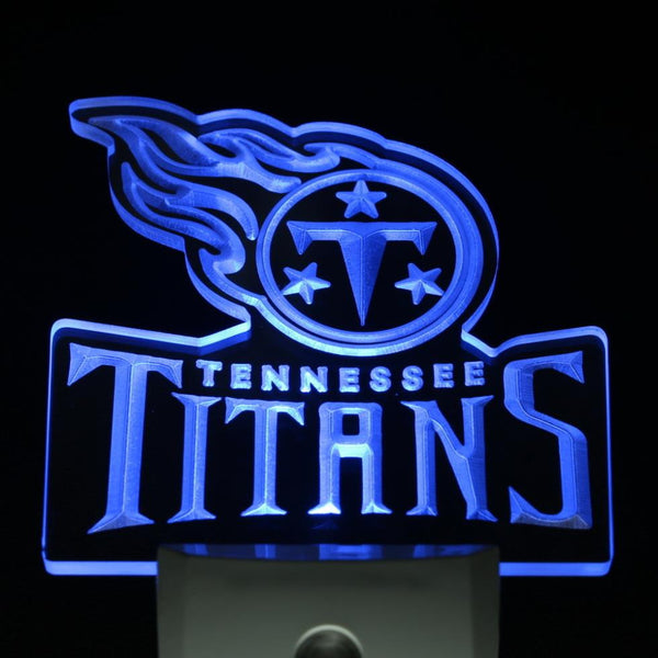 Tennessee Titans Bar Day/ Night Sensor Led Night Light Sign