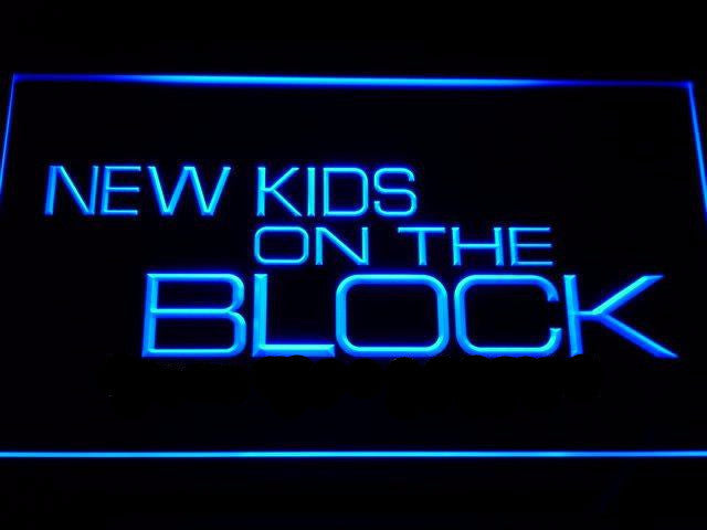 NKOTB New Kids On the Block LED Sign -  - TheLedHeroes