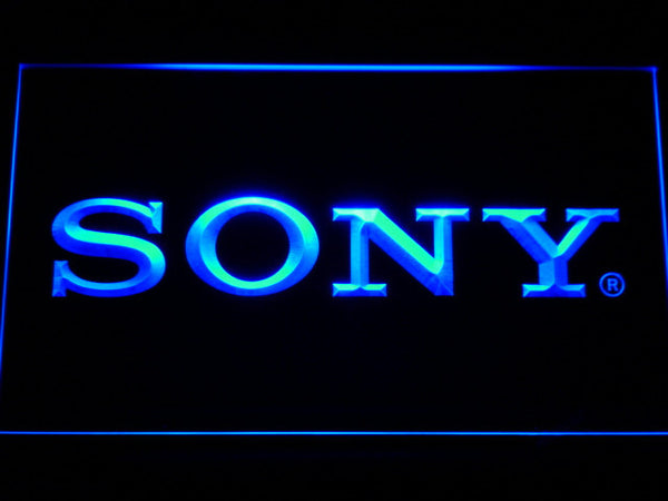 Sony LED Sign