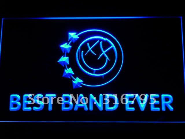 Blink 182 Best Band Ever LED Sign -  - TheLedHeroes