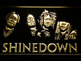 Shinedown 2 LED Sign - Multicolor - TheLedHeroes