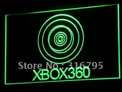 XBOX 360 LED Neon Sign