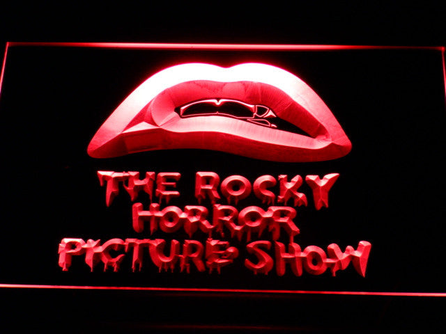 The Rocky Horror Picture Show LED Sign - Red - TheLedHeroes