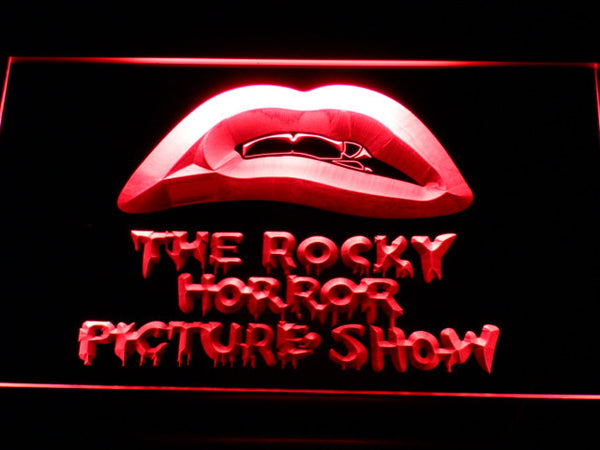 The Rocky Horror Picture Show LED Neon Sign with On/Off Switch 7 Colors to choose