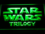 Star War Trilogy LED Sign - Green - TheLedHeroes