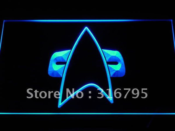 Star Trek Voyager Communicator LED Sign