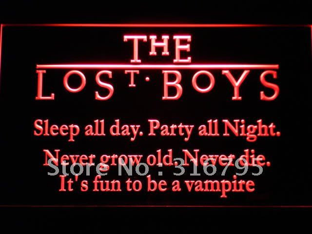 The lost boys LED Sign -  - TheLedHeroes