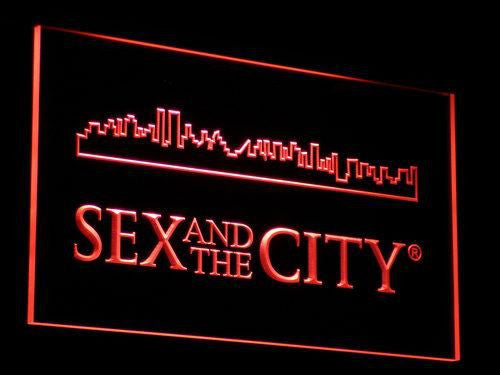 Sex and the City LED Sign
