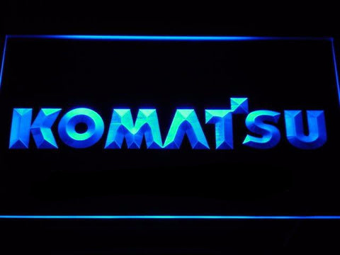 FREE Komatsu Equipment LED Sign -  - TheLedHeroes