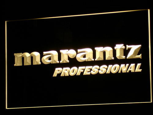 Marantz Professional Audio Theater LED Sign - Multicolor - TheLedHeroes