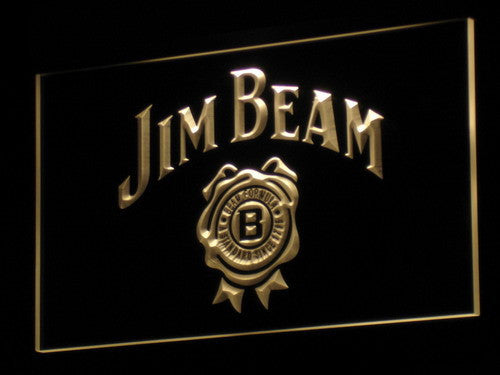 Jim Beam Beer Bar LED Sign - Multicolor - TheLedHeroes
