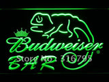 Budweiser Lizard Bar Beer LED Sign