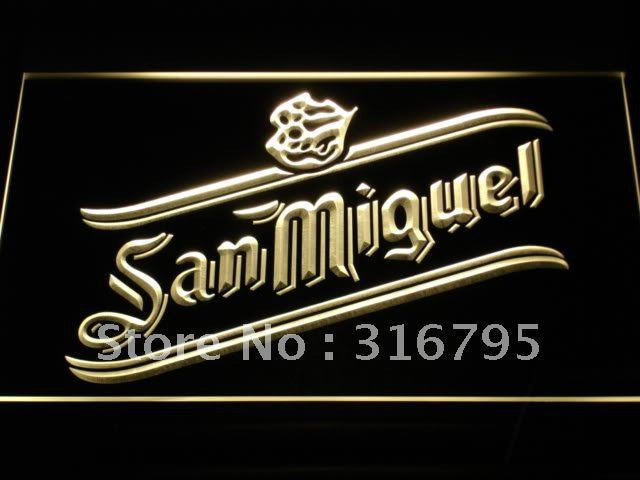 San Miguel Beer Bar Pub Dispaly LED Sign -  - TheLedHeroes