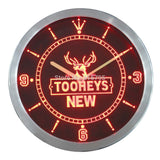 Tooheys Beer Bar Pub LED Wall Clock -  - TheLedHeroes
