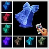 Christmas Eve 3D LED LAMP -  - TheLedHeroes