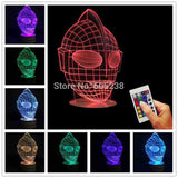 Ultraman 3D LED LAMP -  - TheLedHeroes