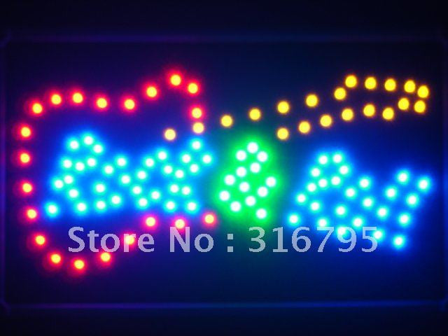 Guitar Rock n Roll LED Sign -  - TheLedHeroes